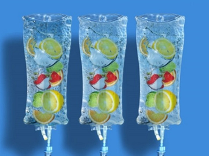 IV therapy packs